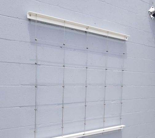 wall garden trellis kit nobox3